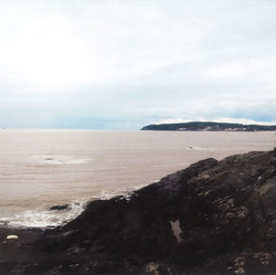Hodges Point (formerly Negro Point) in west Saint John