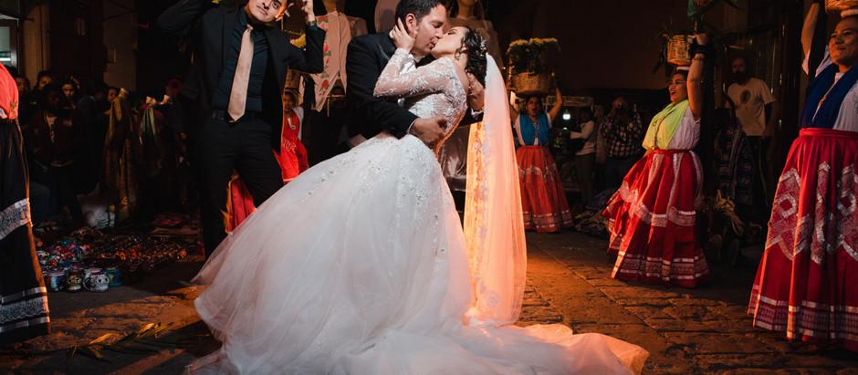 Alejandra + Manuel || Boda