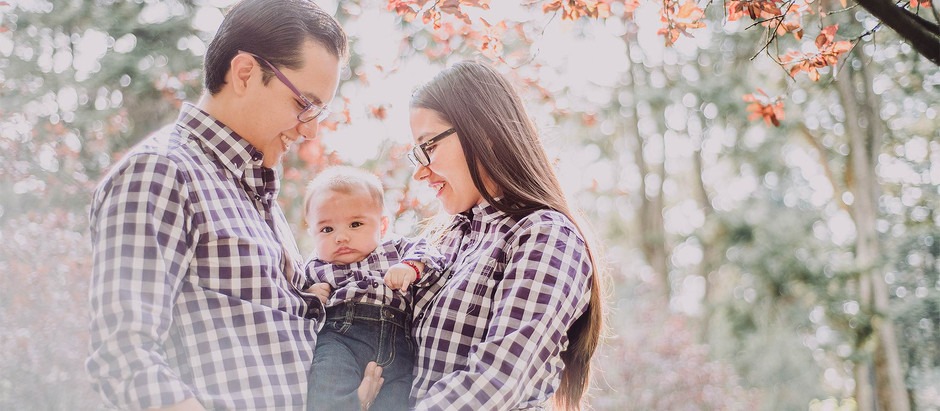 Rebeca + Julio + Bebé Julio