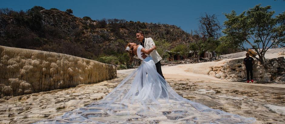 Analee + Carlos || Trash The Dress