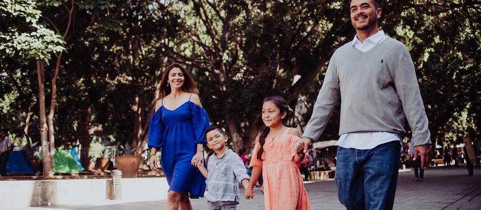 Carlos + Maya + Angélica + Joaquín
