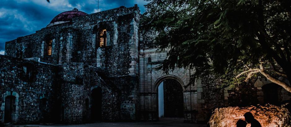 Saraí + Nisvan || Sesión Casual - Ex Convento Cuilapam de Guerrero