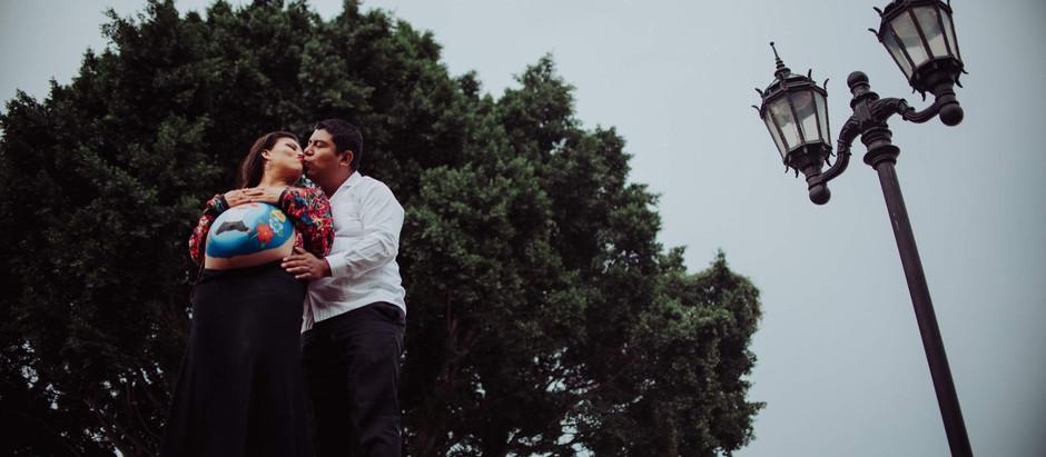 Guie Shuba || Prenatal pareja