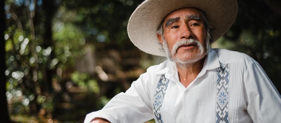 Don Máximo || Sesión de Retrato