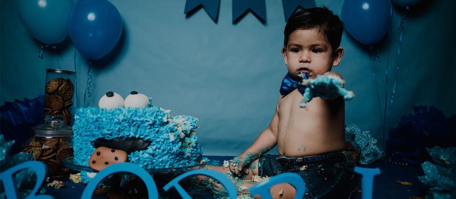 Rodrigo || Smash the Cake