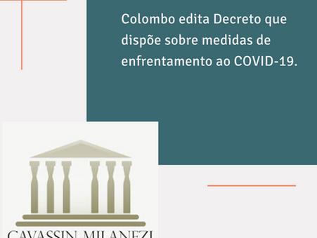 Decreto Colombo - COVID-19