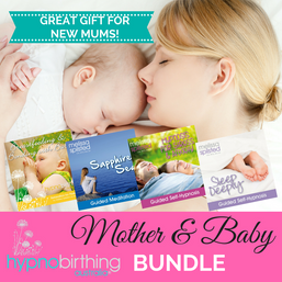 Mother & Baby Relaxation Bundle (mp3)