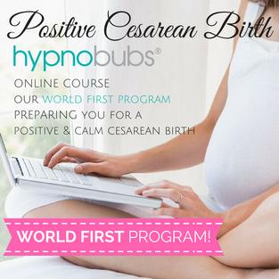 Hypnobubs® Positive Cesarean Birth Online Course