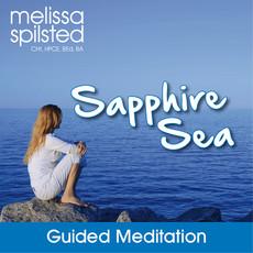 Sapphire Sea: Guided Meditation (mp3)