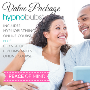 Hypnobubs® Hypnobirthing Value Package