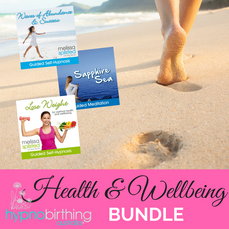 Health & Wellbeing Bundle (mp3)