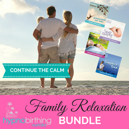 Family Relaxation Bundle for Parents & Kids (mp3)