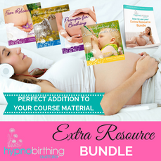 Hypnobirthing Australia™ Extra Resource Bundle