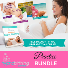 Hypnobirthing Australia™ Practice Bundle