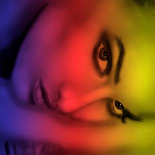 Rainbow Girl.