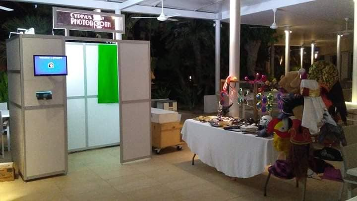 cyprus photo booth