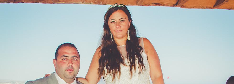 asterias beach wedding photography - cyp
