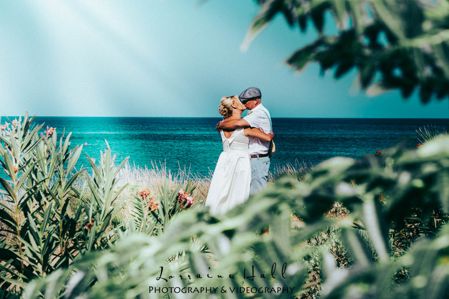 pernera blue waters wedding