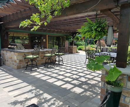 Brick Paver Patio, Unilock, Tinley Park, IL