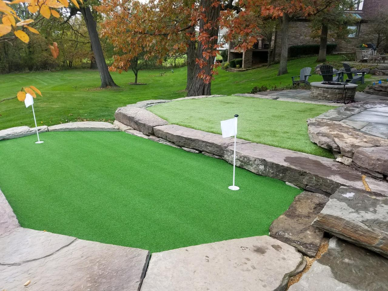 Putting Green, Chipping Green