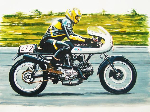 Ducati at Mosport