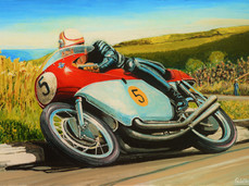 Mike Hailwood MV Augusta