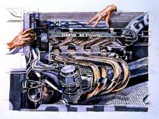 Hot Rod BMW