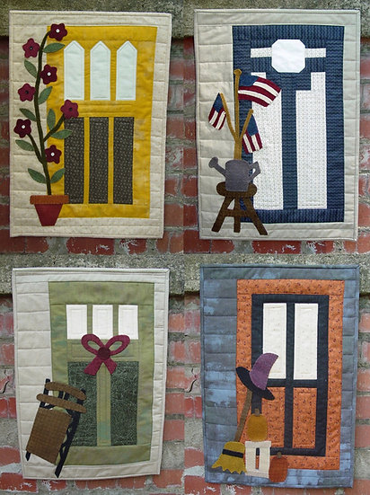 Seasonal Doors - Decor Patterns