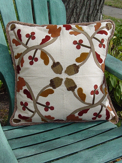 Acorn Manor - Decor Pillow