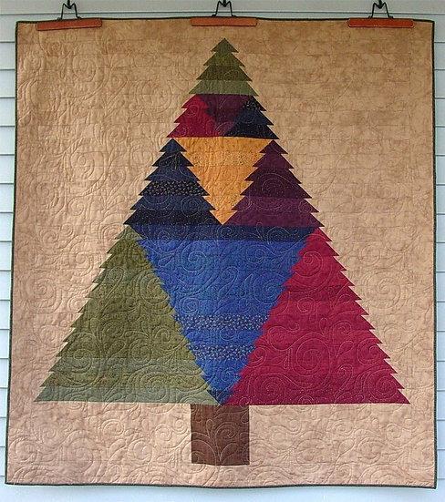 Eleven Pines - Quilt Pattern