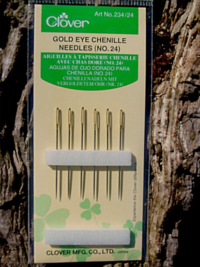 Chenille Needles by Clover