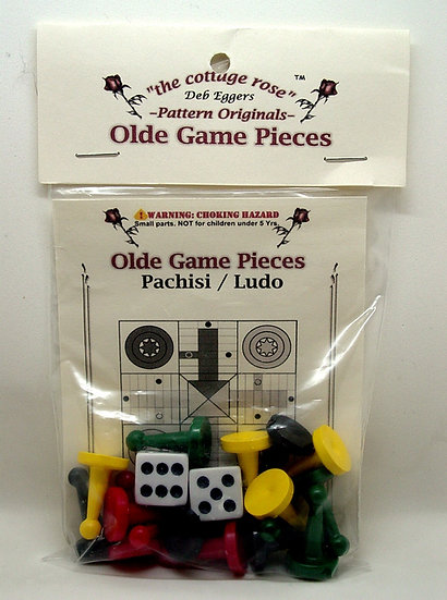 Olde Game Pieces