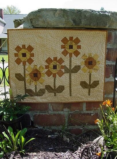 Sunflowers - Decor Pattern