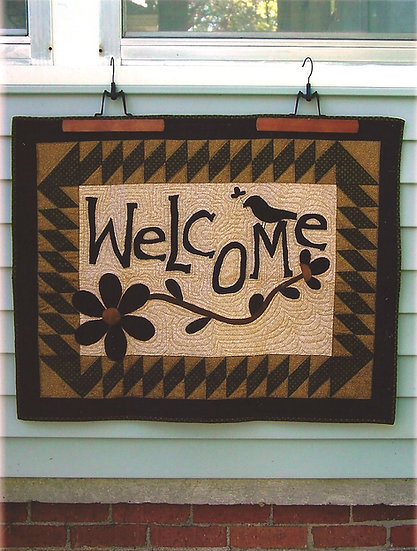 Welcome - Decor Pattern