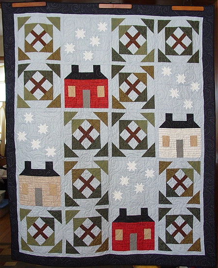 Private Retreat - Quilt Pattern
