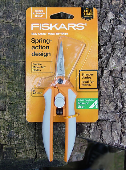 Spring Action Scissors