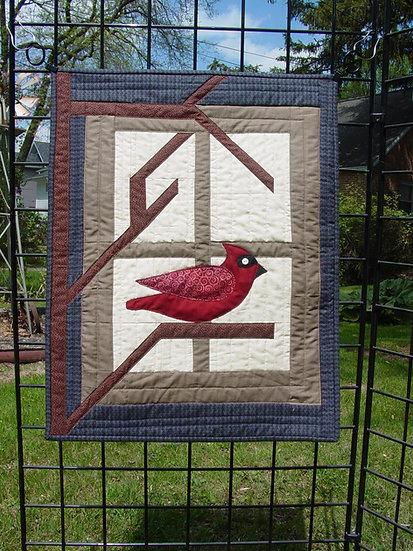 Cardinal View - Decor Pattern