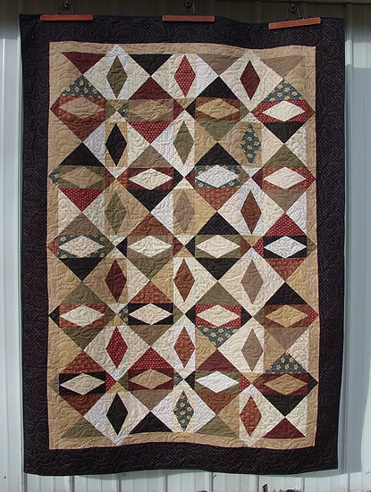 Second Look - Quilt Pattern