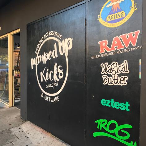 Pumped Up Kicks- Tobacco Shop