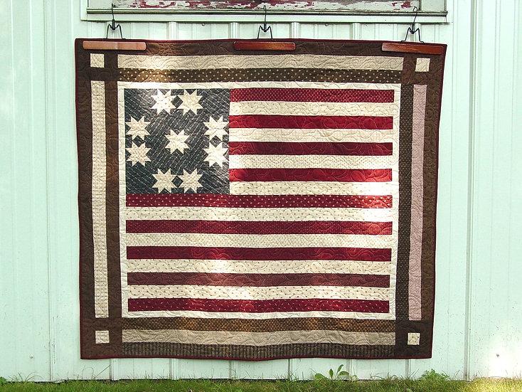 Flag Day - Decor Pattern