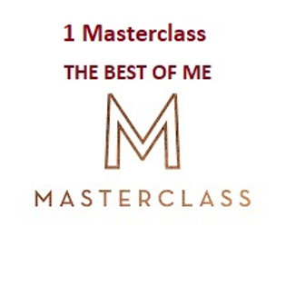 1 Class casual - THE BEST OF ME Women's Empowerment Masterclass.