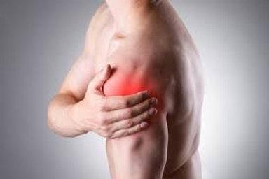 4 pass - Pain/Trauma Treatment & Healing - 60 min