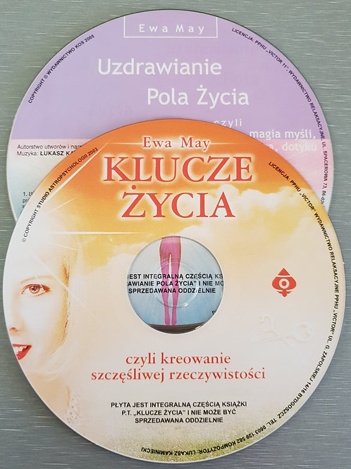 2 x CD - Klucze Życia/ Uzdrawianie Pola Życia
