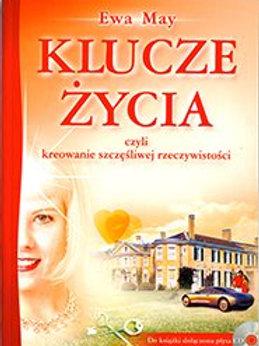 Book - Klucze Życia - The Keys of Life + CD