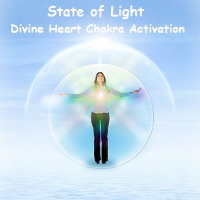 4 pass - Mindfulness Meditation State of Light  - 90 min.