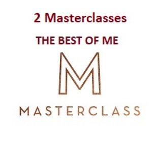2 Classes pass - Women's Empowerment Masterclass.