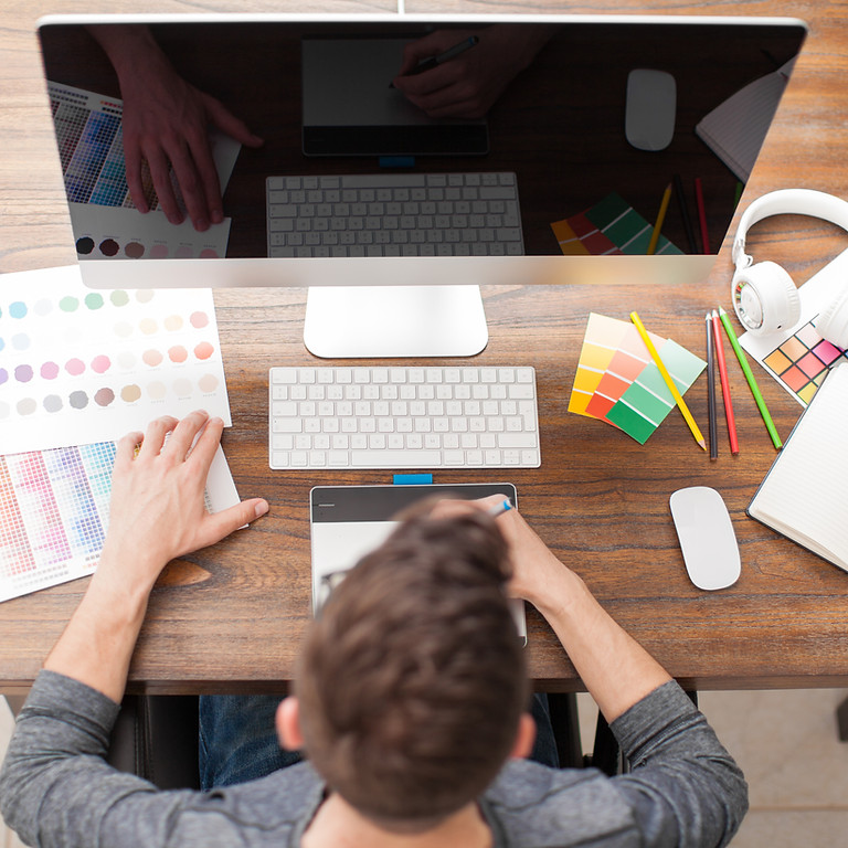 10 efektyvaus dizaino įsakymų. Papildomas renginys
