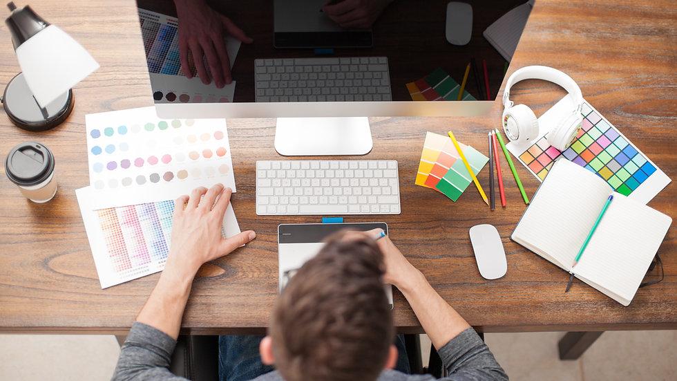Multimedia and Graphic Designer