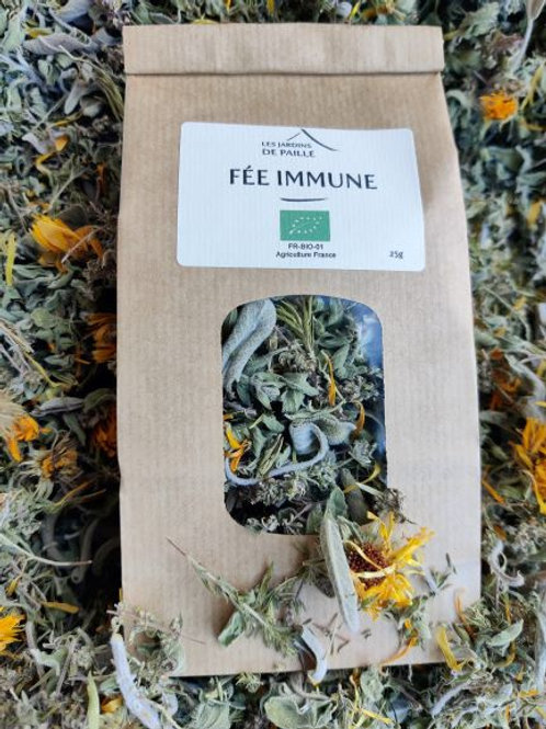 Infusion Fée Immune