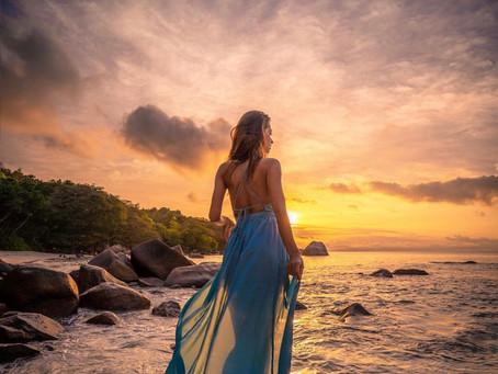 Astonishing Sunset Beach!